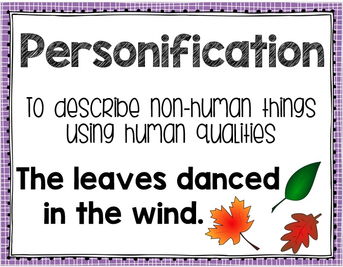 Classroom Freebies Too: Figurative Language Posters