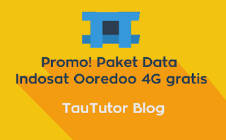 Cara Mendapatkan Kuota Indosat Ooredoo 4G Gratis