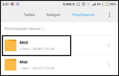 Cara Menerapkan Tema Xiaomi Pihak Ketiga
