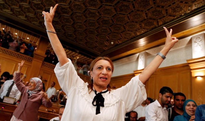 First female mayor elected for Tunisia's capital