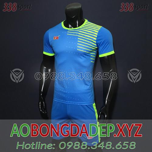 Áo Nike Doni 2019 Màu Xanh Nhạt Đẹp