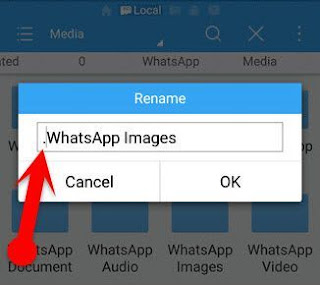 Cara Menyembunyikan Foto Whatsapp dari Galeri Android dan iOS