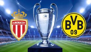 موعد وتوقيت ومعلق مباراة موناكو وبوروسيا دورتموند اليوم الاربعاء 19-4-2017