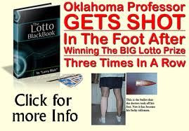 BOOK THE LOTTERY BLACK