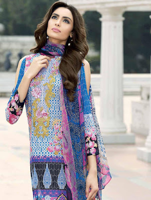 Gul-Ahmed-summer-soya-silk-dresses-collection-2017-for-girls-3