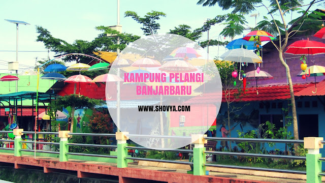 Kampoeng Pelangi Banjarbaru, Kok Sepi?