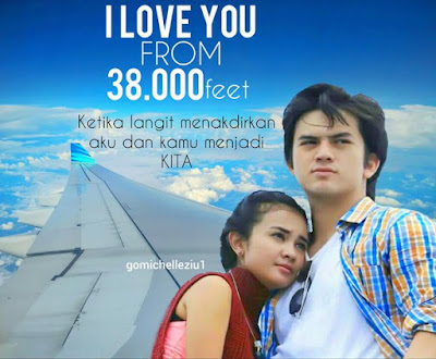 Download Film Indonesia I love You From 38000 Feet (2016)