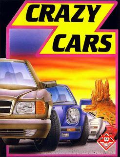 تحميل لعبة سباق السيارات الرهيبة Crazy Cars