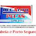 Coxinha & Doquinha da TV Diário vão tesourar as carniça na  semana da criança em Porto Seguro e Itamaraju.