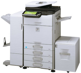 Sharp MX-4112N Printer Driver Download & Installations