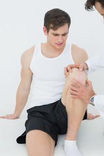 đau khớp gối ở người trẻ tuổi
