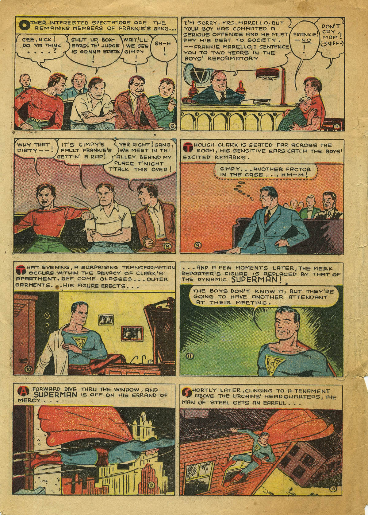 Action Comics (1938) 8 Page 3