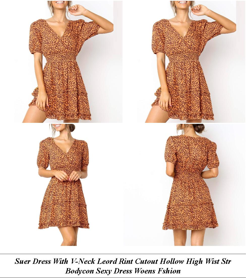 Full Length Dresses Casual - Trendy Womens Clothing - Dresser Fashion Show