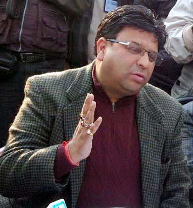 Gorkha Janmukti Morcha general secretary Roshan Giri
