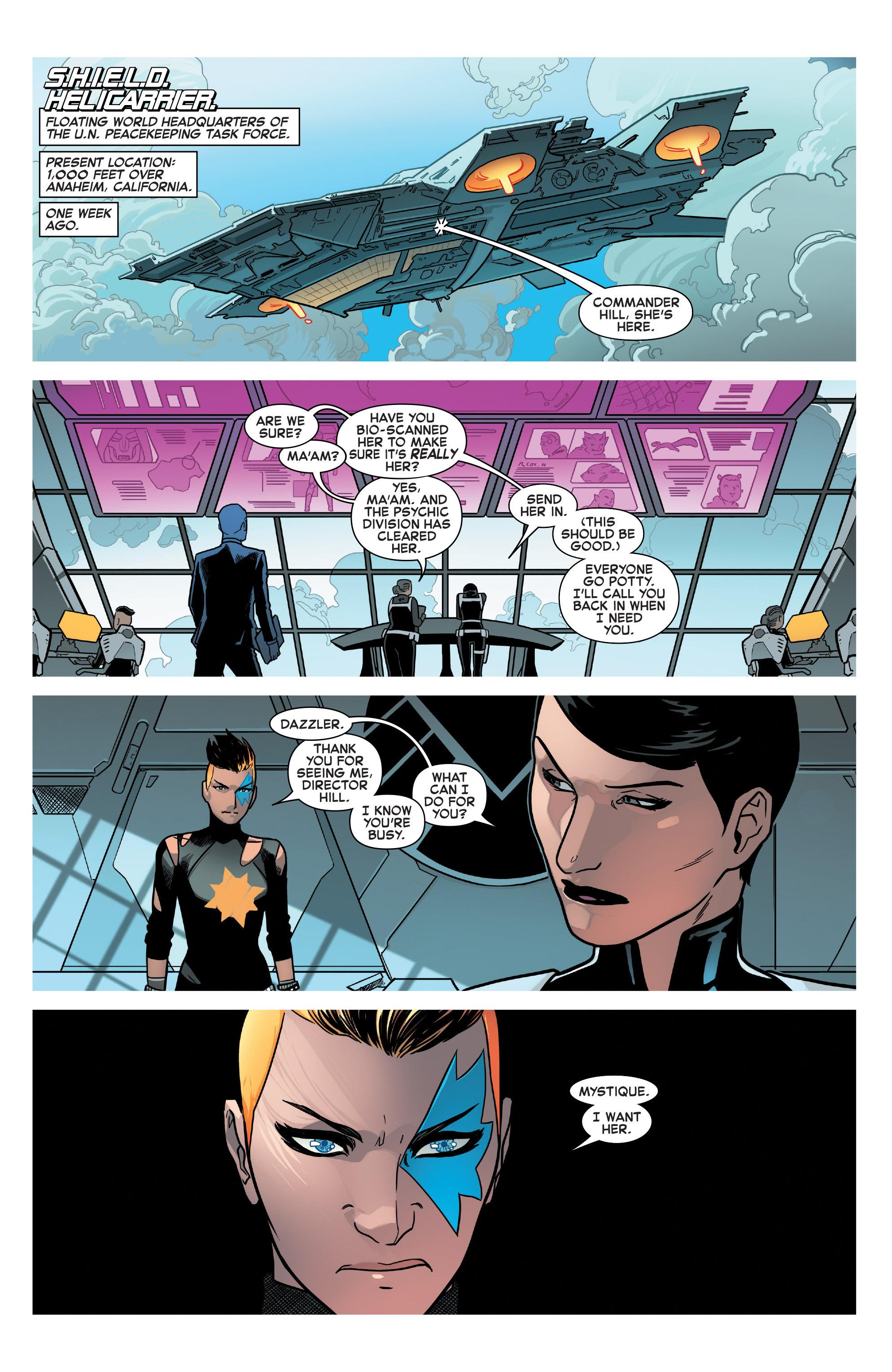 Read online Uncanny X-Men (2013) comic -  Issue #34 - 6