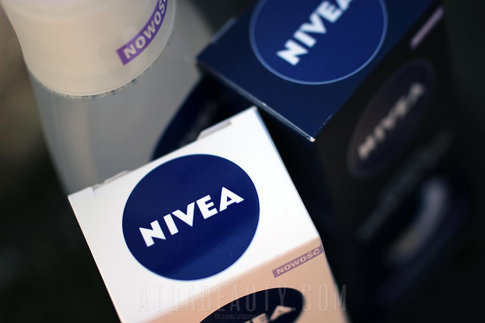 Pielęgnacja :: Kilka nowości NIVEA