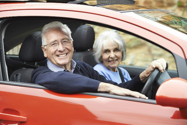 Best Auto Insurance for Senior Drivers