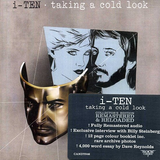 i-TEN - Taking A Cold Look [Rock Candy Remastered & Reloaded] full