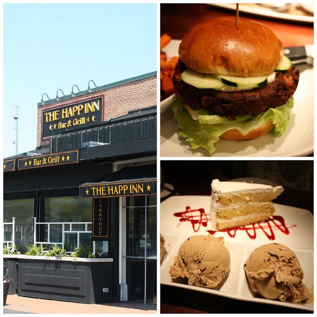 The Happ Inn Bar and Grill in Northfield, IL