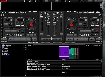 প্রফেশনাল ডিজে সফটওয়্যার Atomix Virtual DJ Pro v5.0.7