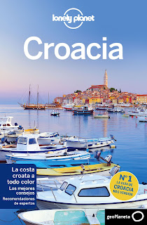 """Croacia 2015 Lonely Planet"" de Anja Mutic"