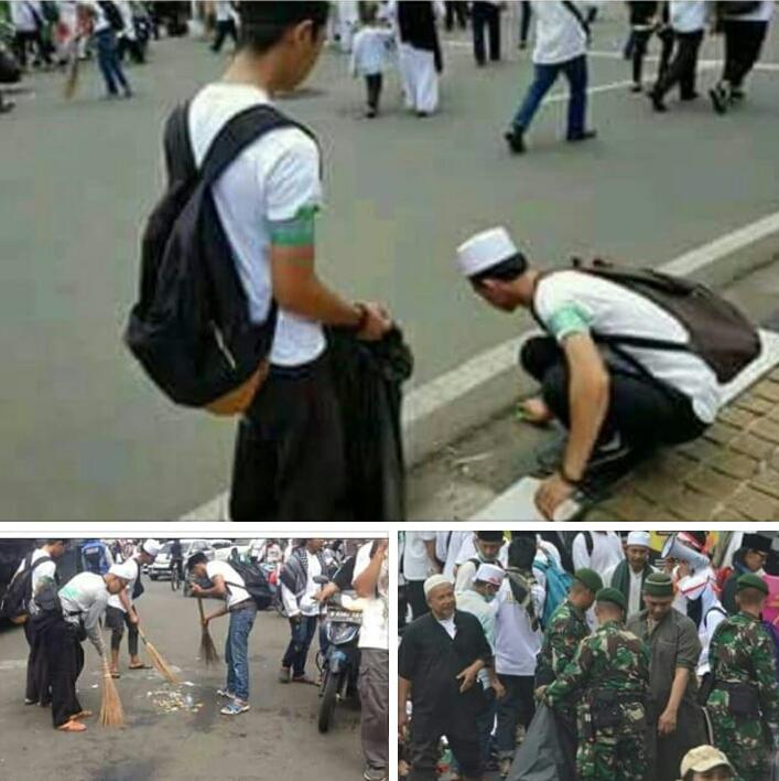 Sebenarnya yang Mereka Takutkan dari acara2 Besar Umat Islam Bukan RADIKAL atau RUSUH Tapi....