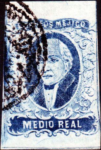 Cabezas de Aguila: La imagen de Hidalgo en los timbres