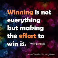 winning is not everything - Vince Lombardi