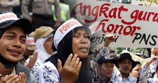 PENGAMAT: Bagaimana Pendidikan Indonesia Maju Bila Gurunya Berkualitas Rendah
