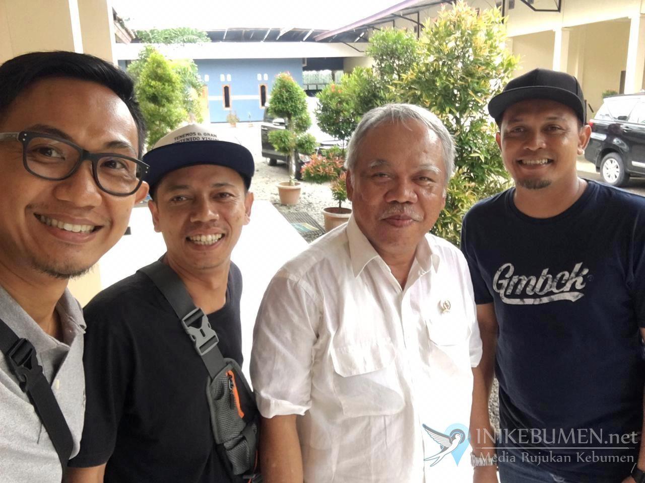 Pembangunan Jalan Pansela Ruas Jladri-Karangbolong Dilanjutkan Tahun ini