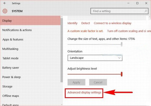 cách thay đổi độ phân giải windows tốt hơn