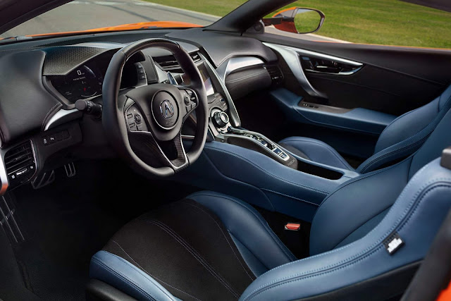 Novo Acura NSX 2019