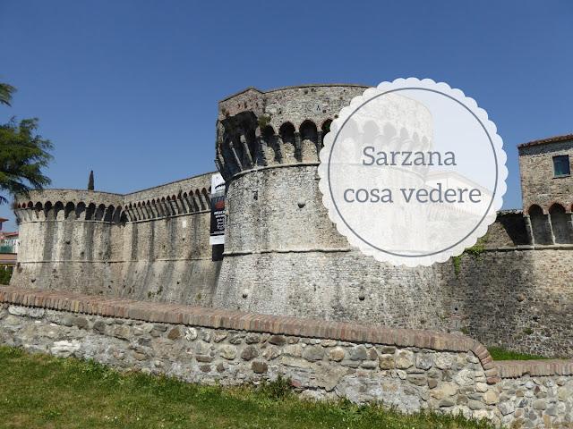 Cosa vedere nel centro storico di Sarzana. la fortezza firmafede