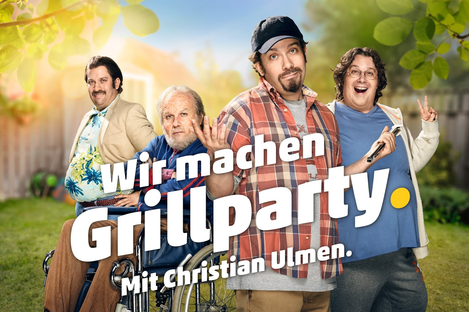 WIR MACHEN GRILLPARTY WEBISODE 5 - FINALE | PENNY X CHRISTIAN ULMEN IN 'ANDY PACKT AUS'