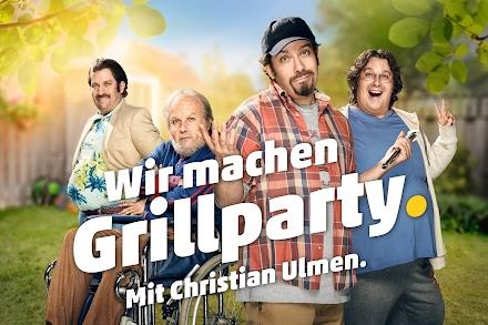 CHRISTIAN ULMEN X PENNY IN 'ANDY PACKT AUS' | WIR MACHEN GRILLPARTY WEBISODE 5
