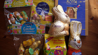 Easter, eggs, Aldi, swap and save
