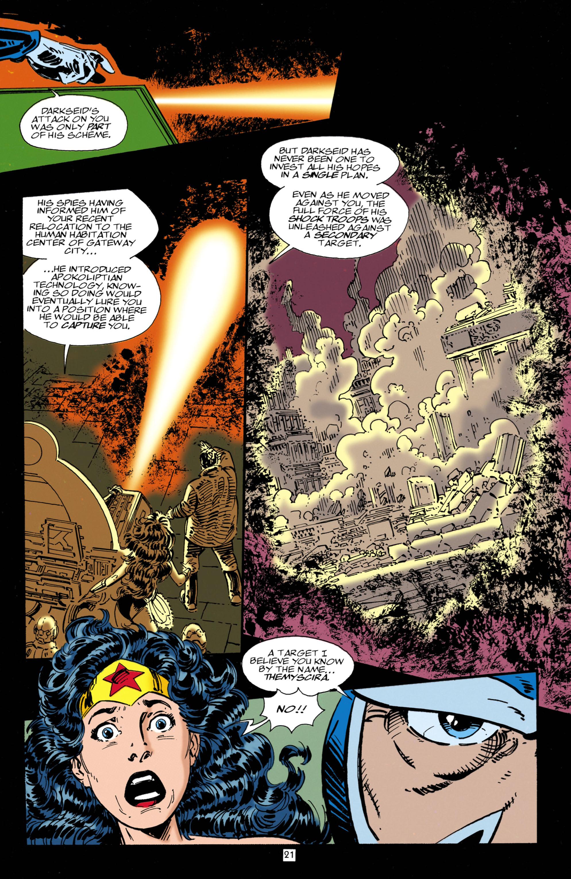 Read online Wonder Woman (1987) comic -  Issue #102 - 21