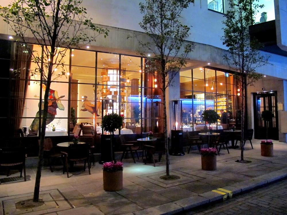 Frescobaldi Italian restaurant in London