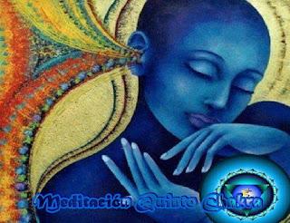 El Quinto Chakra o Chakra de la Garganta, es el primer Portal del Ser a las Dimensiones Superiores, la presente meditación es para que puedan abrirlo y sean capaces de moverse a realidades más elevadas.