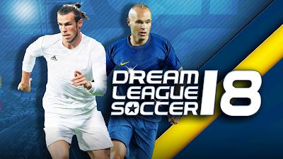 تحميل لعبة Dream League Soccer 2018 للأندرويد والأيفون
