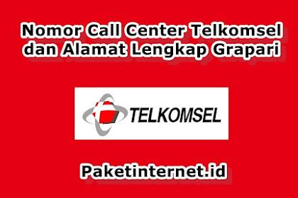 √ Call Center Telkomsel (No.Telp dan Alamat) Gratis Bebas Pulsa 24 Jam