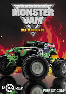 Monster Jam Battlegrounds Xbox360 PS3 free download full version