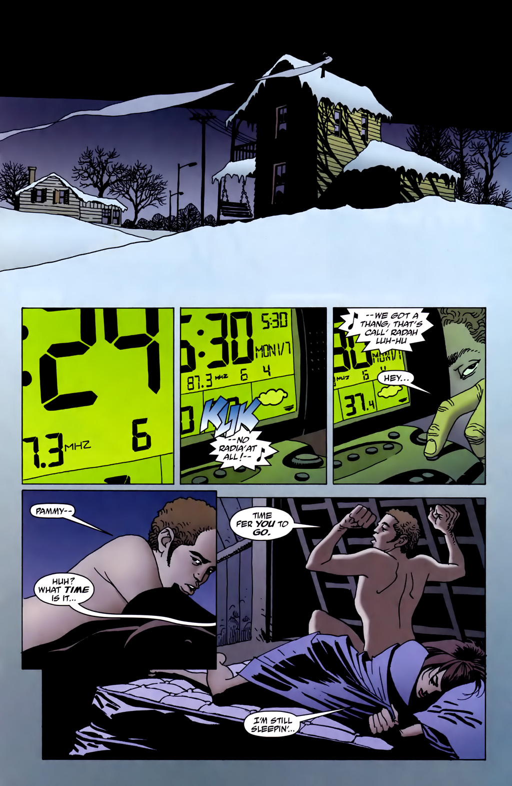 100 Bullets 71 Page 2