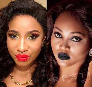 most scandalous nigerian celebrities
