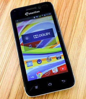 Flashing Smartfren Andromax G Tanpa PC