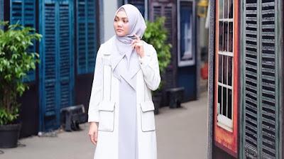 Model Baju Trench Coat 2019