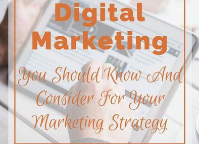 digital marketing masa kini
