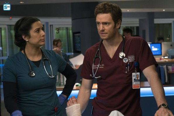 Chicago Med - Love Hurts - Review