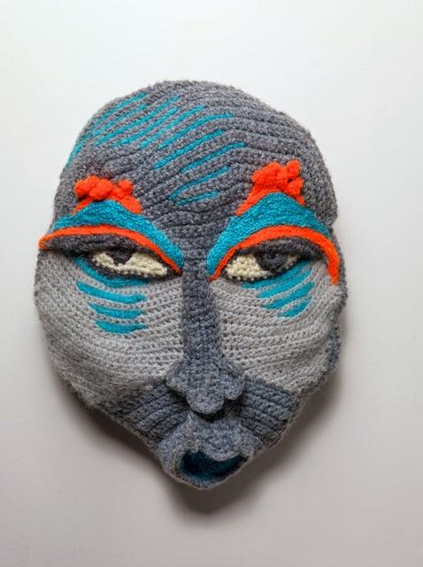 masque laine, tatouages