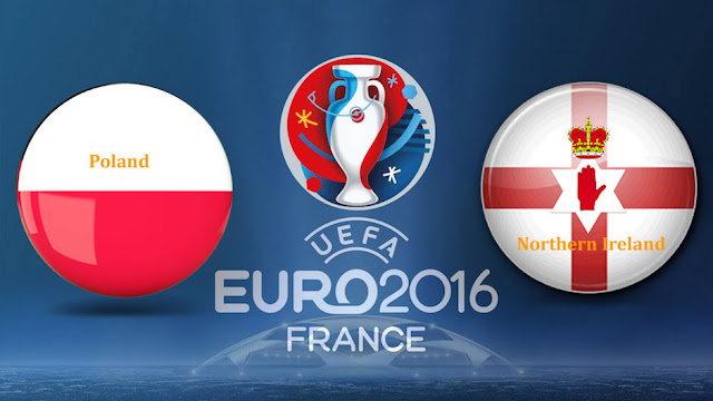 Poland vs Northern Ireland UEFA Euro Live